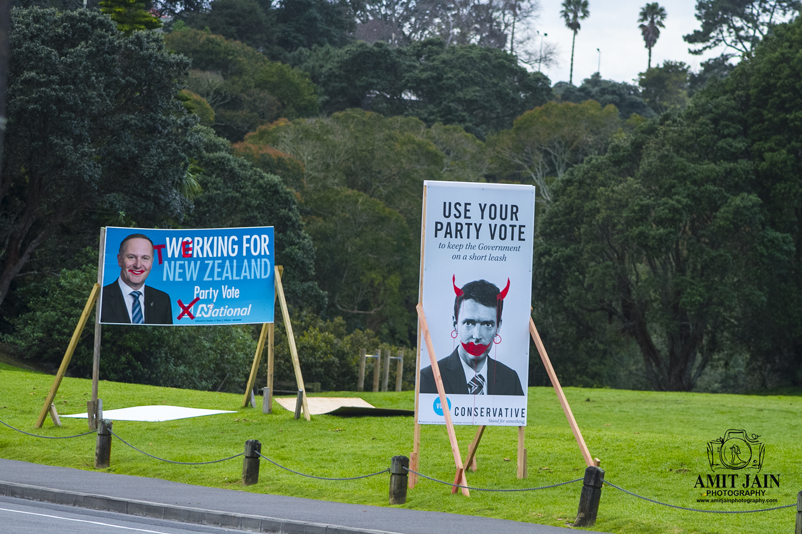 Election Time Auckland
